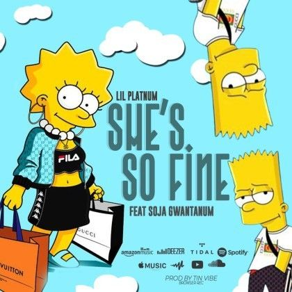 Download Audio by Lil Platnumz – She so Fine