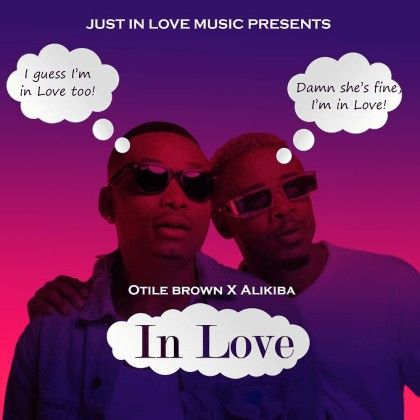 Download Audio by Otile Brown x Alikiba – In Love