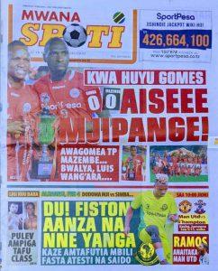 Habari kutoka Magazeti ya Tanzania leo Tarehe 1 February 2021