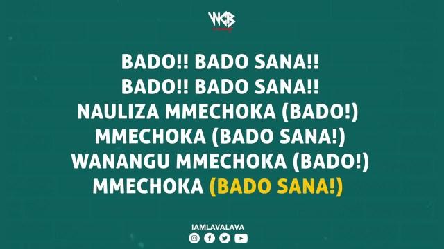 Download Lyrics | Lava Lava ft Diamond Platnumz – Bado Sana