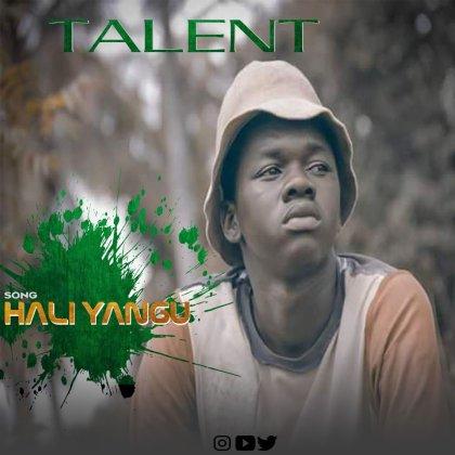 Download Audio by Mudy Msanii – Hali yangu