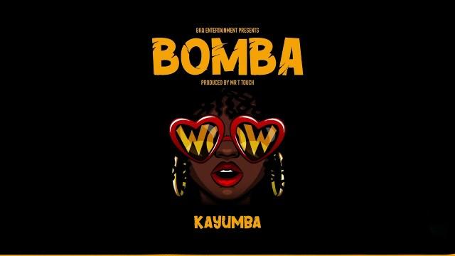 Download Audio by Kayumba – Bomba