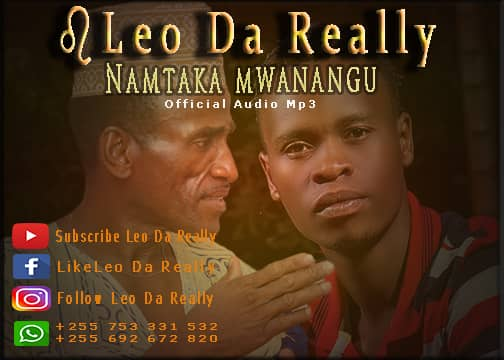 Download Audio by Leo Da Really Ft. Baba Diamond – Namtaka Mwanangu