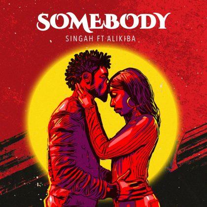 Download Audio by Singah ft Alikiba – Somebody