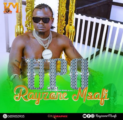 Download Audio by Rayzone Msafi – Upo