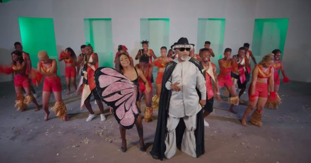Download Video by Nandy ft Koffi Olomide – Leo Leo
