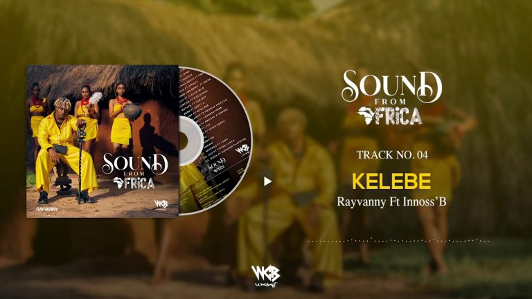 Download Audio by Rayvanny ft Innos'B – Kelebe