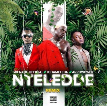 Download Audio by Grenade Ft Jose Chameleone & Arrow Boy – Nteledde Remix