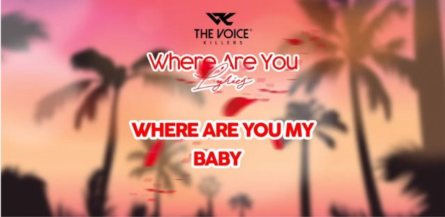 Download Lyrics | Lomodo – Where are you