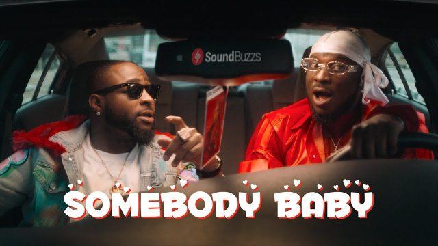 Download Video by Peruzzi ft Davido – Somebody Baby