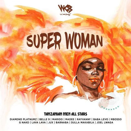 Download Audio by Tanzania Men all Stars – Super Woman