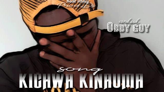 Download Audio by Obby Guy – Kichwa Kinauma (Singeli)
