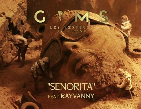 Download Audio by Gims ft Rayvanny – Señorita