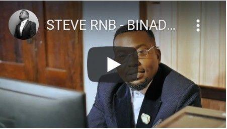 Download Video by Steve RNB – Binadamu na Watu