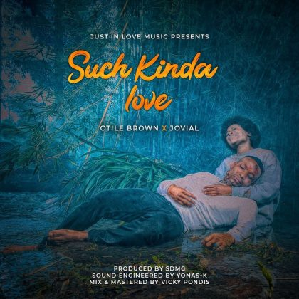 Download Audio by Otile Brown x Jovial – Such Kinda Love