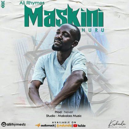Download Audio by Ali Rhymes – Maskini Huru