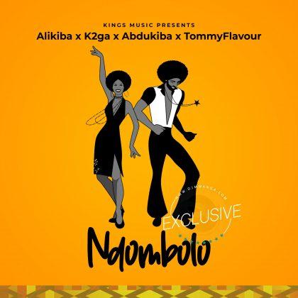 Download Audio by Alikiba Ft. Abdukiba x K2ga x Tommy Flavour – Ndombolo
