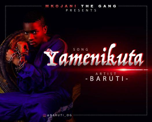 Download Audio by Baruti Pro Fredo – Yamenikuta