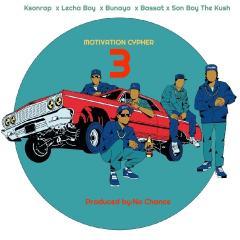 Download Audio by Ksonrap Ft. Lecha Boy x Bunaya x Bassat .. – Motivation Cypher3