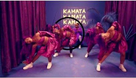 Download Video by Diamond Platinumz – Kamata
