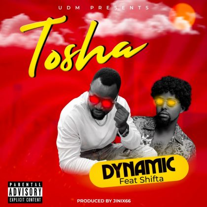 Download Audio by Dynamic ft Shifter – Tosha