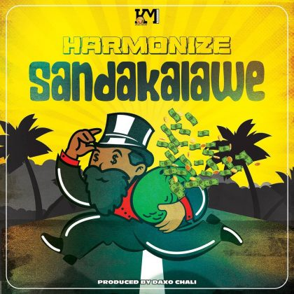 Download Audio by Harmonize – Sandakalawe