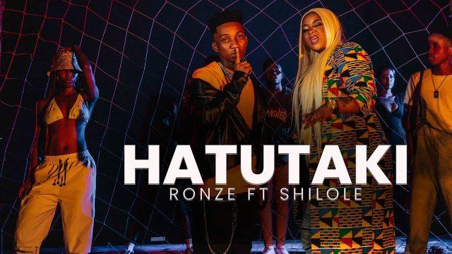 Download Video by Ronze ft Shilole – Hatutaki