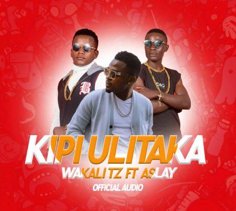 Download Video by Wakali Tz ft Aslay – Kipi Ulitaka (Lyrics)
