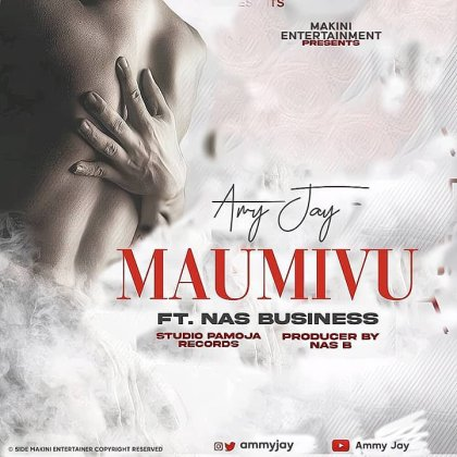Download Audio by Amy Jay ft Nas B – Maumivu