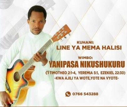 Download Audio by Laini ya Mema – Yapasa Nikushukuru