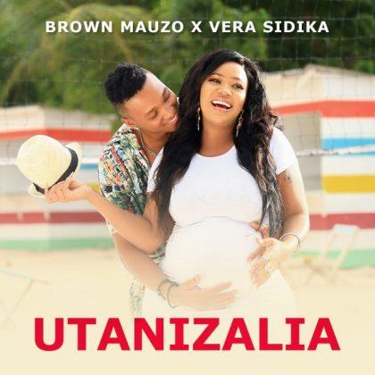Download Audio by Brown Mauzo x Vera Sidika – Utanizalia