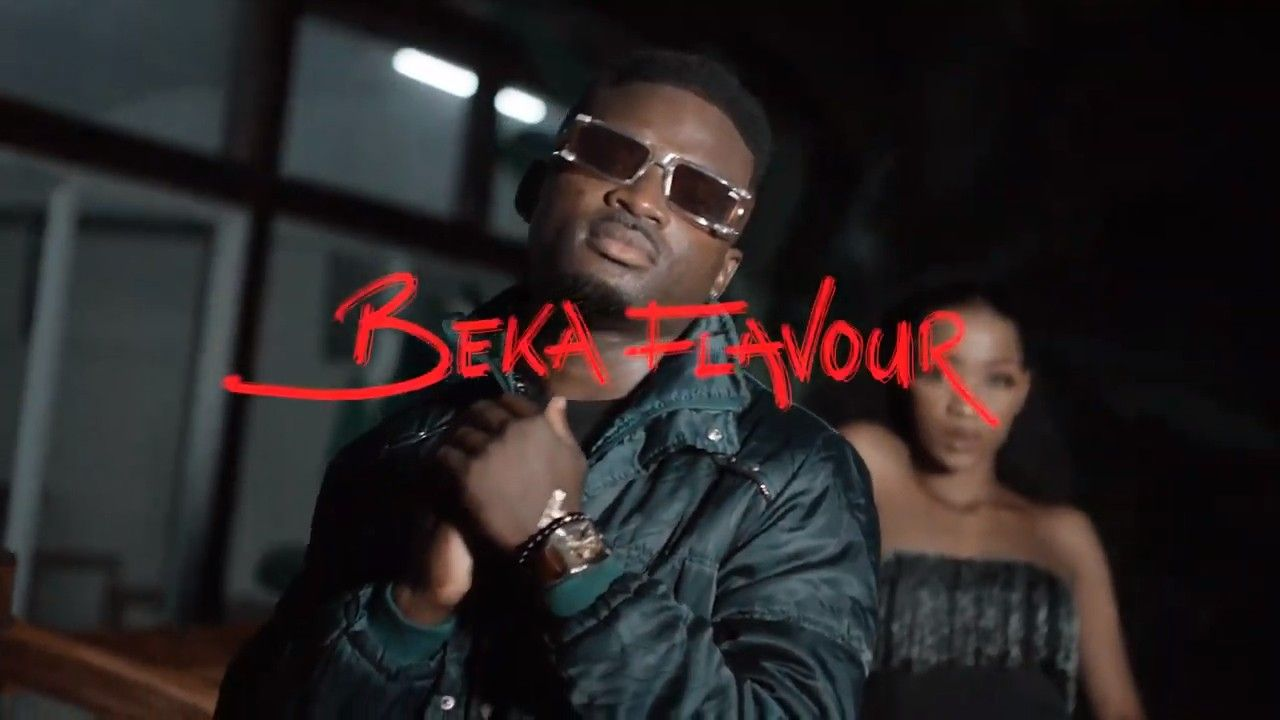Download Video by Ivan King ft Beka Flavour – Flora