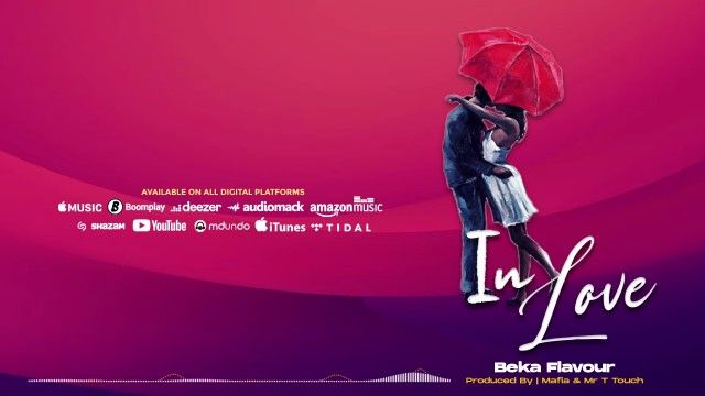 Download Audio by Beka Flavour – In Love