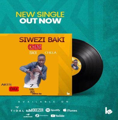 Download Audio by Isack Chela – Siwezi Baki Chini