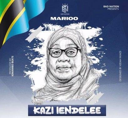 Download Audio by Marioo – Kazi Iendelee