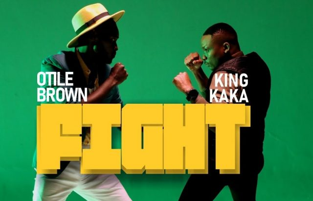 Download Audio by King Kaka x Otile Brown – Fight