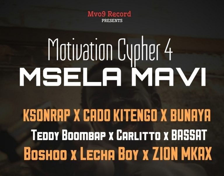 Download Audio by KsonRap x Cado Kitengo – Msela Mavi