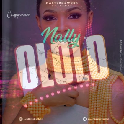 Download Audio by Nally – Ololo