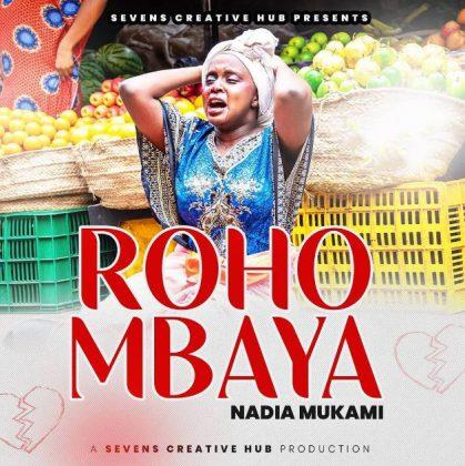 Download Audio by Nadia Mukami – Roho Mbaya