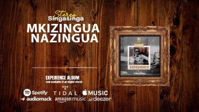 Download Audio by Stereo Singasinga – Mkizingua Nazingua