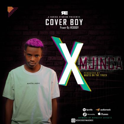 Download Audio by Cover Boy – X Mjinga