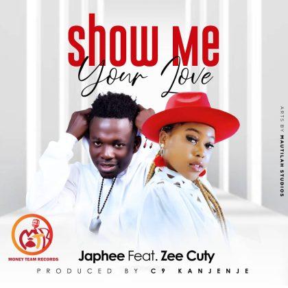 Download Audio by Japhee ft Zee – Show Me your Love