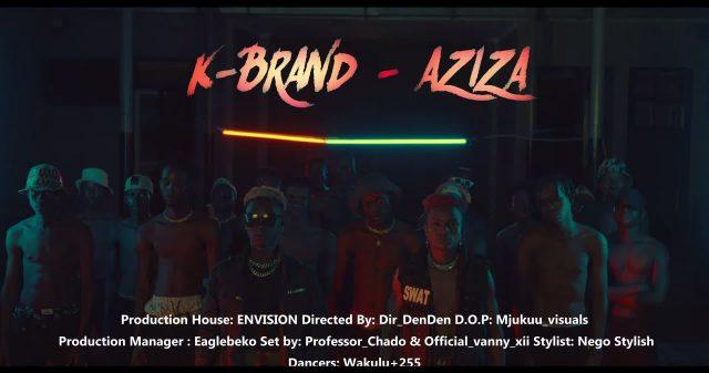 Download Video by K Brand – Aziza