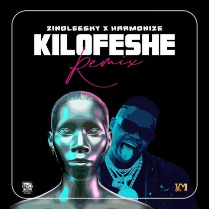 Download Audio by Zinoleesky x Harmonize – Kilofeshe Remix