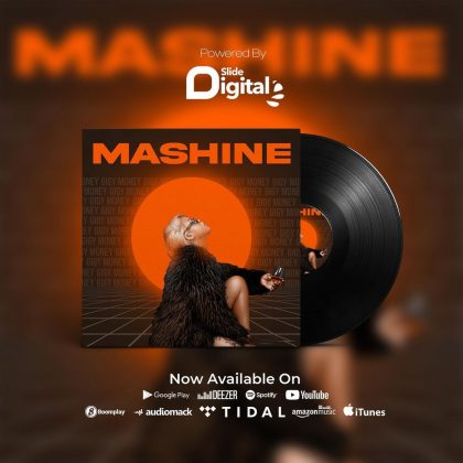Download Audio by Gigy Money – Mashine