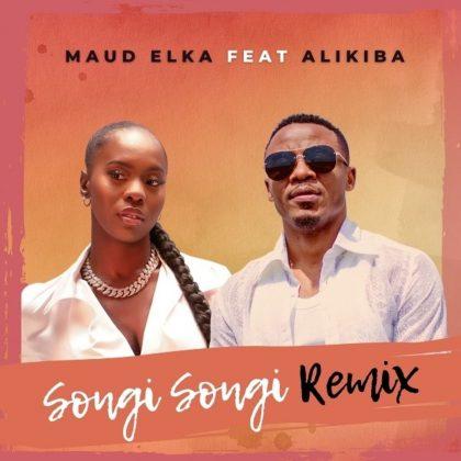 Download Audio by Maud Elka ft Alikiba – Songi Songi Remix