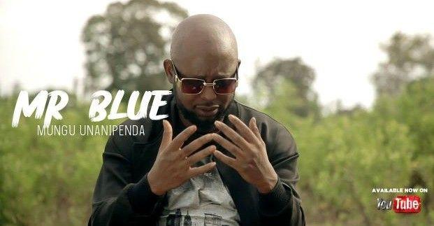 Download Video by Mr Blue – Mungu Unanipenda