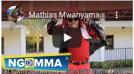 Download Video by Mathias Mwanyamaki – Shikamoo Yesu