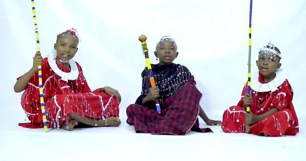 Download Video by Golden M Kids – Sifa Zako Zivume
