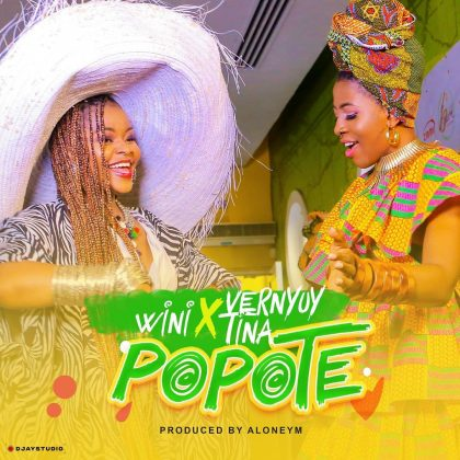 Download Audio by Wini ft Vernyuy Tina – Popote